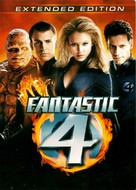 Fantastic Four - DVD movie cover (xs thumbnail)