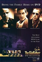 The Godfather - Video release movie poster (xs thumbnail)
