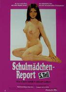 Schulmädchen-Report 5. Teil - Was Eltern wirklich wissen sollten - German Movie Poster (xs thumbnail)