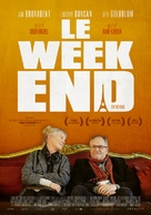 Le Week-End - Swiss Movie Poster (xs thumbnail)