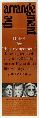 The Arrangement - Movie Poster (xs thumbnail)