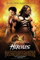 Hercules - Spanish Movie Poster (xs thumbnail)