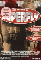 The Return of Superfly - German Movie Cover (xs thumbnail)