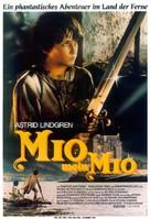 Mio min Mio - German Movie Poster (xs thumbnail)