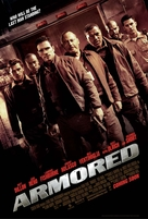 Armored - British Movie Poster (xs thumbnail)