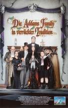 Addams Family Values - German VHS movie cover (xs thumbnail)