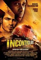 Unstoppable - Brazilian Movie Poster (xs thumbnail)