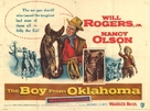 The Boy from Oklahoma - British Movie Poster (xs thumbnail)
