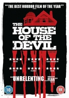 The House of the Devil - British Movie Cover (xs thumbnail)