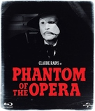 Phantom of the Opera - Blu-Ray movie cover (xs thumbnail)