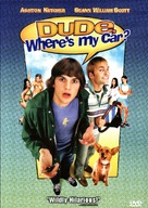 Dude, Where's My Car? - DVD movie cover (xs thumbnail)