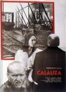 Stalker - Romanian Movie Poster (xs thumbnail)