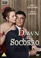 Dawn at Socorro - British DVD movie cover (xs thumbnail)