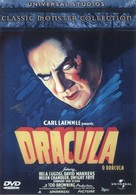 Dracula - Brazilian Movie Cover (xs thumbnail)