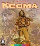 Keoma - Blu-Ray movie cover (xs thumbnail)