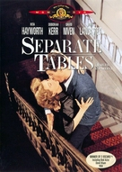 Separate Tables - DVD cover (xs thumbnail)