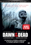 Dawn Of The Dead - Finnish DVD cover (xs thumbnail)