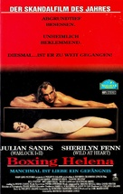 Boxing Helena - German VHS cover (xs thumbnail)