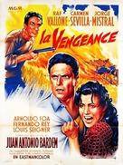 Venganza, La - French Movie Poster (xs thumbnail)
