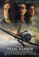 Pearl Harbor - Bosnian Movie Poster (xs thumbnail)