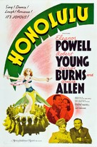 Honolulu - Movie Poster (xs thumbnail)