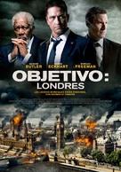London Has Fallen - Spanish Movie Poster (xs thumbnail)