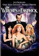 The Witches of Eastwick - DVD movie cover (xs thumbnail)