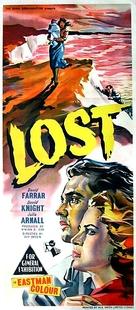 Lost - Australian Movie Poster (xs thumbnail)