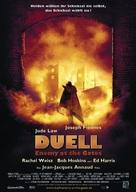 Enemy at the Gates - German Movie Poster (xs thumbnail)