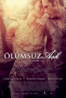 Ain't Them Bodies Saints - Turkish Movie Poster (xs thumbnail)