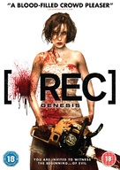[REC]³ Génesis - British Movie Cover (xs thumbnail)