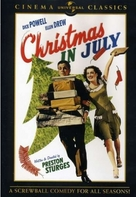 Christmas in July - Movie Cover (xs thumbnail)