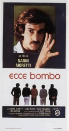 Ecce bombo - Italian Movie Poster (xs thumbnail)