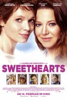 Sweethearts - Swiss Movie Poster (xs thumbnail)