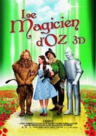 The Wizard of Oz - French Re-release movie poster (xs thumbnail)