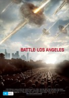 Battle: Los Angeles - Australian Movie Poster (xs thumbnail)