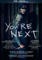 You're Next - Movie Cover (xs thumbnail)