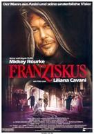Francesco - German Movie Poster (xs thumbnail)