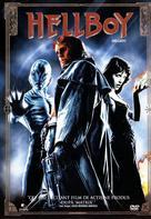 Hellboy - Romanian Movie Cover (xs thumbnail)