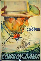 The Cowboy and the Lady - Argentinian Movie Poster (xs thumbnail)