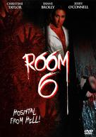 Room 6 - German DVD movie cover (xs thumbnail)