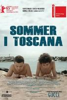 Short Skin - Norwegian Movie Poster (xs thumbnail)