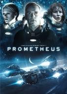 Prometheus - DVD cover (xs thumbnail)