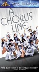 A Chorus Line - VHS movie cover (xs thumbnail)
