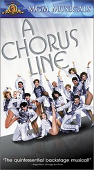 A Chorus Line - VHS movie cover (xs thumbnail)