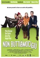A Long Way Down - Italian Movie Poster (xs thumbnail)