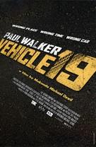 Vehicle 19 - Movie Poster (xs thumbnail)