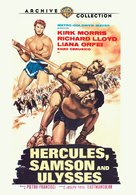Ercole sfida Sansone - DVD movie cover (xs thumbnail)