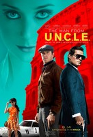 The Man from U.N.C.L.E. - Movie Poster (xs thumbnail)