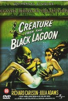 Creature from the Black Lagoon - Dutch DVD movie cover (xs thumbnail)